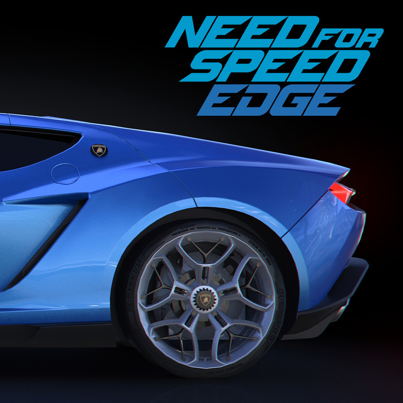 Need for Speed EDGE | Lamborghini Asterion