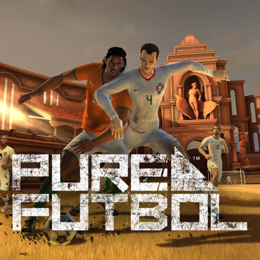 Pure Futbol (2010) - Environment Textures (Ubisoft Entertainment)