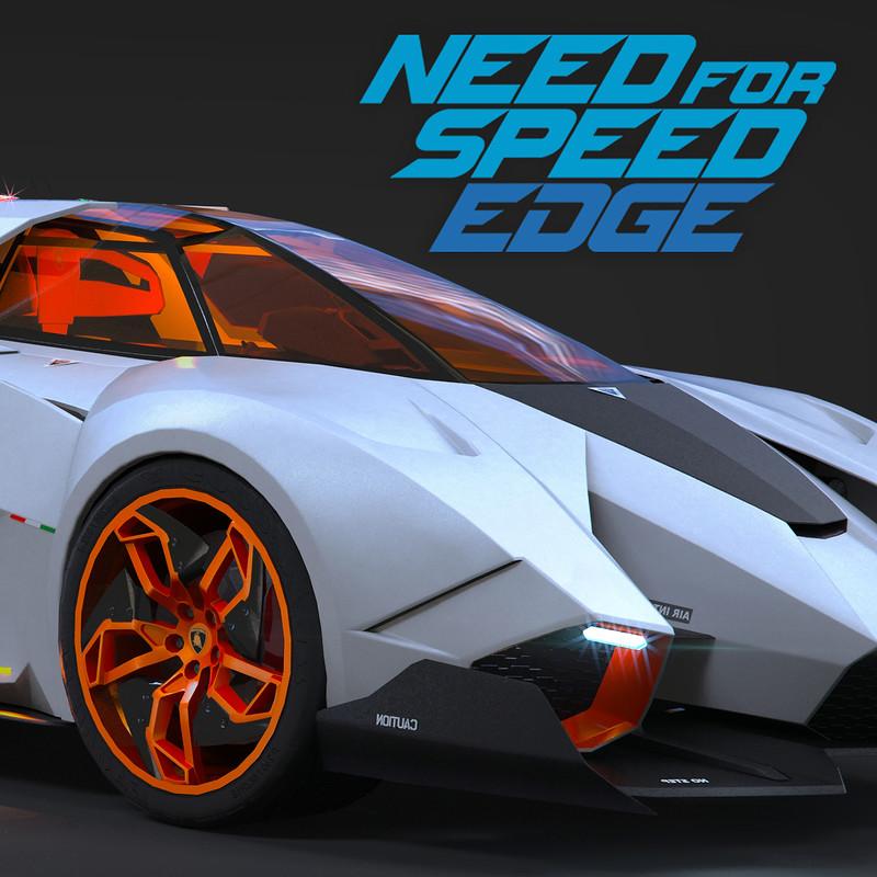 Need for Speed EDGE | Lamborghini Egoista