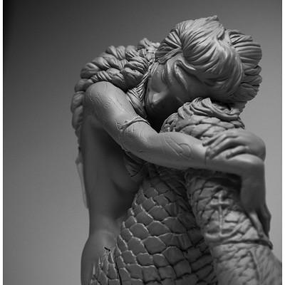Sheridan doose sheridan doose spawningpoolstudiosxsplash art mermaid01 final web33
