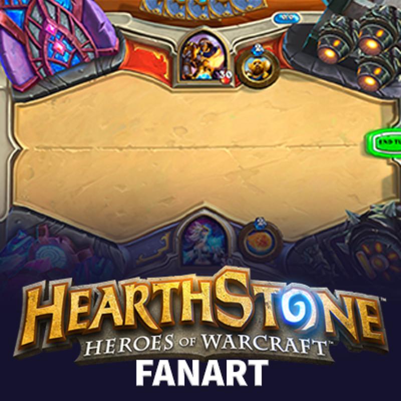 Hearthstone Fanart