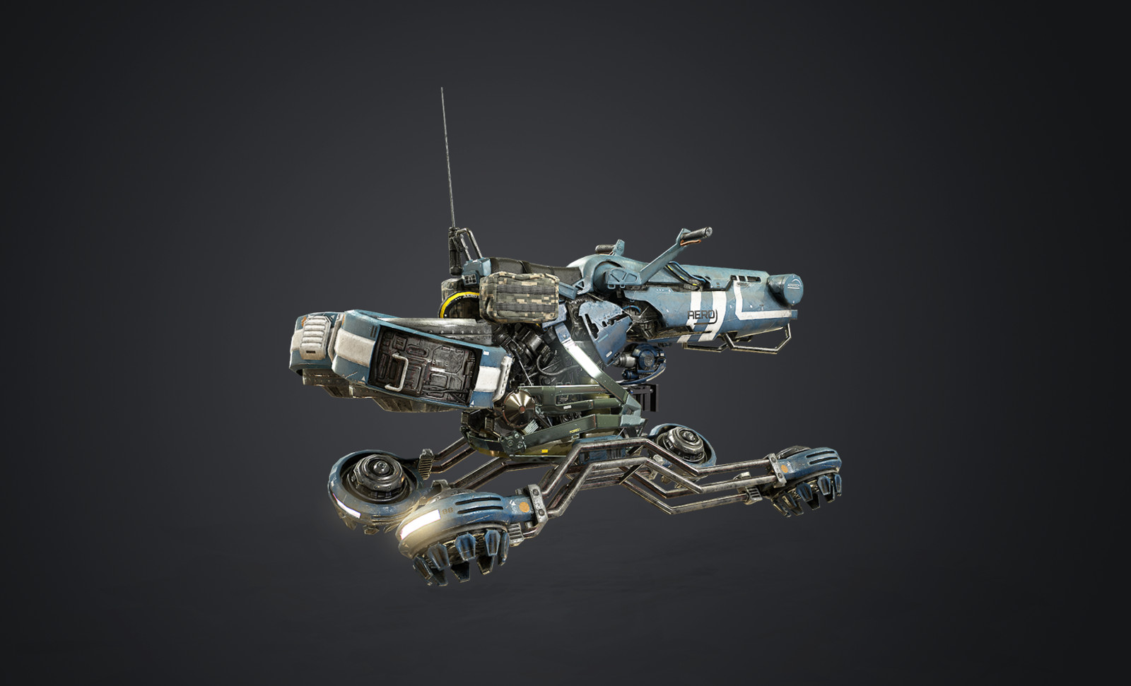 Hover Bike Iteration