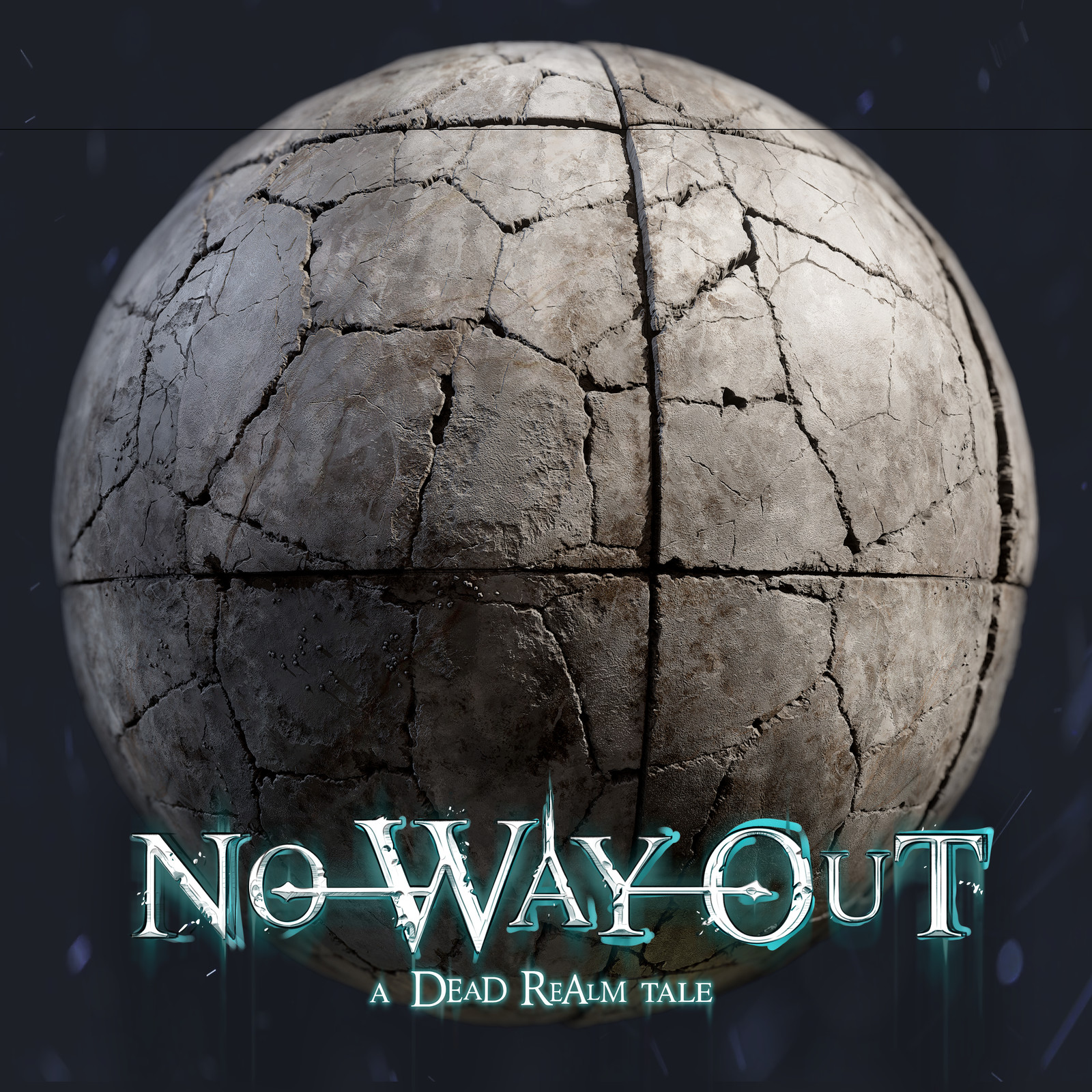 No Way Out - A Dead Realm Tale - Materials - Marble Floor Dead