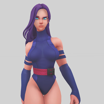 Frederick iyela thumbnail psylocke walkcycle 0067