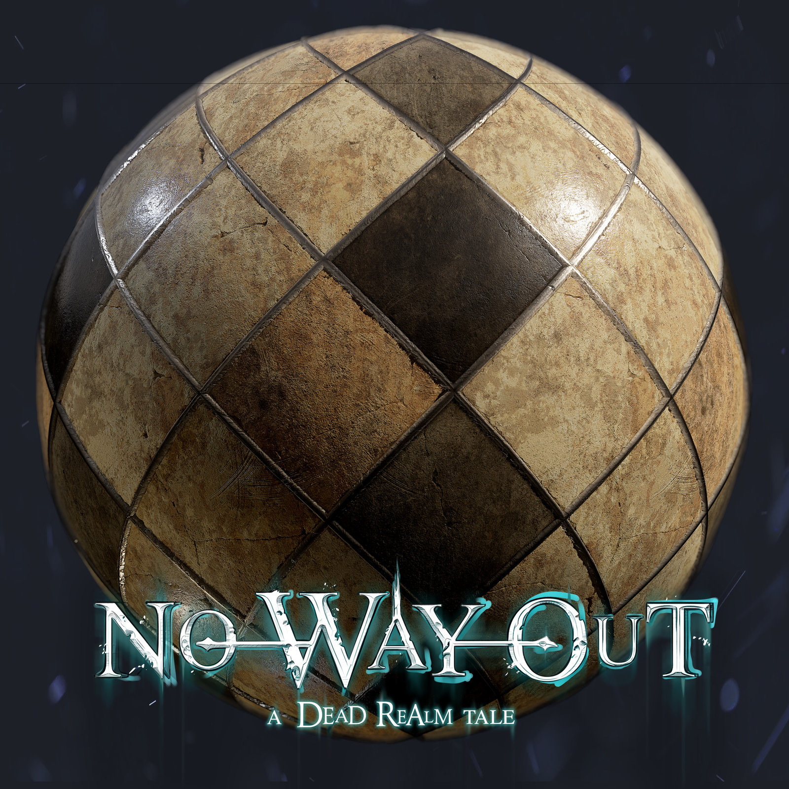 No Way Out - A Dead Realm Tale - Materials - Marble Floor Dead 02