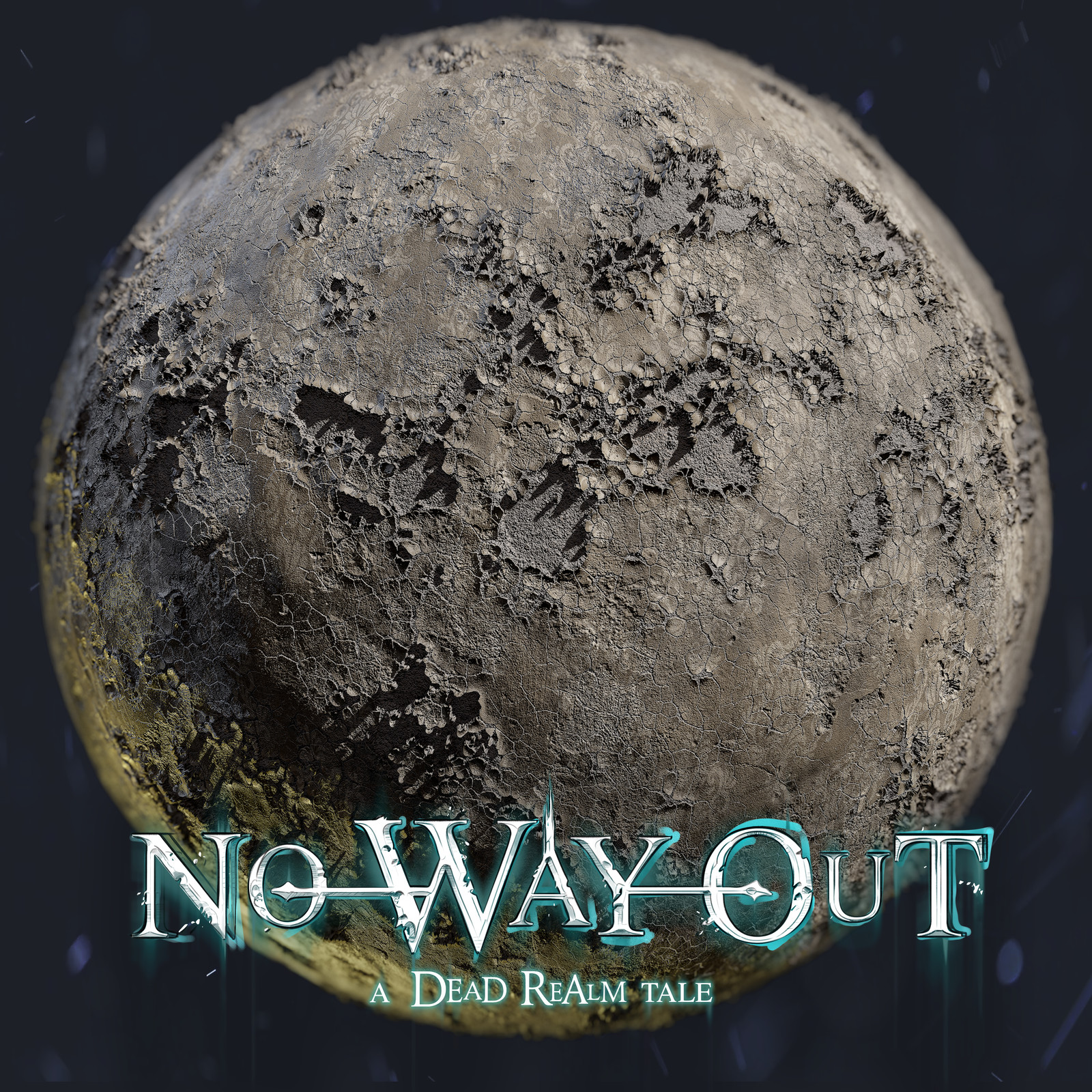 No Way Out - A Dead Realm Tale - Materials - Peeling Wall Dead
