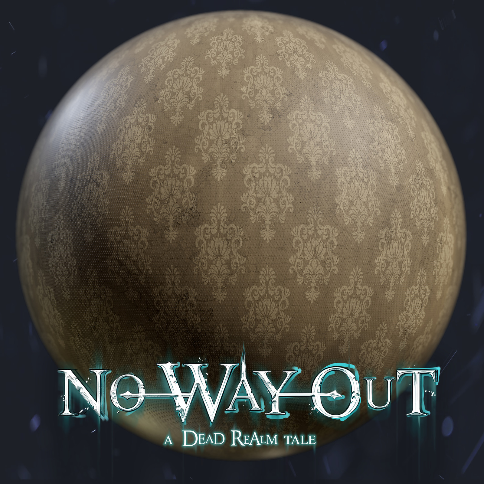 No Way Out - A Dead Realm Tale - Materials - Peeling Wall Real Realm