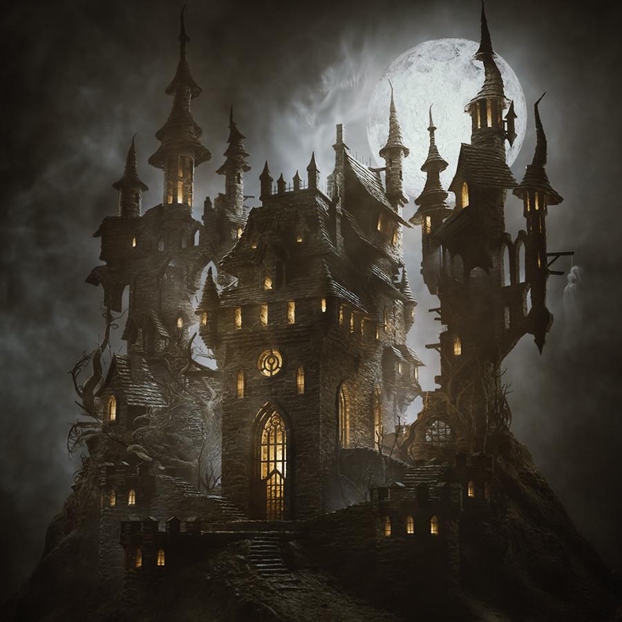 Château de la Mort (Halloween Special)