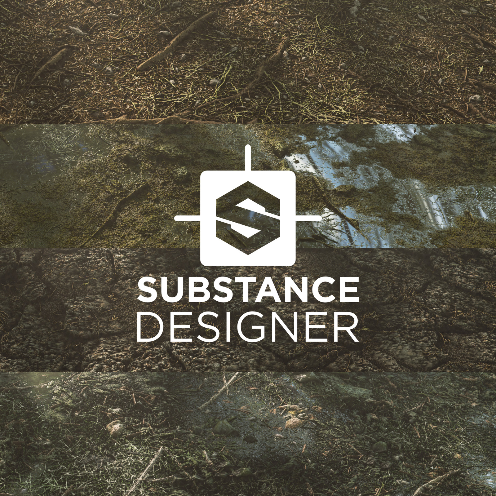 Customizable Nature Ground Substance Pack