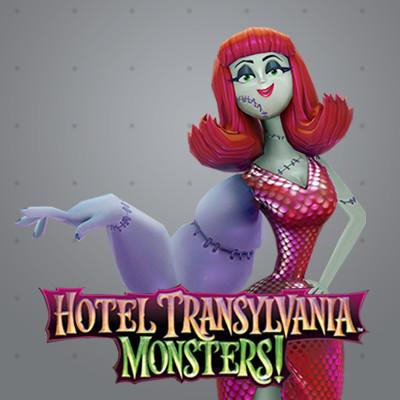 Hotel Transylvania: Monsters!