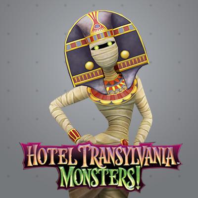 Hotel Transylvania: Monsters! - Yeti