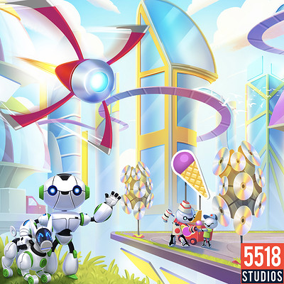 5518 studios xds 1