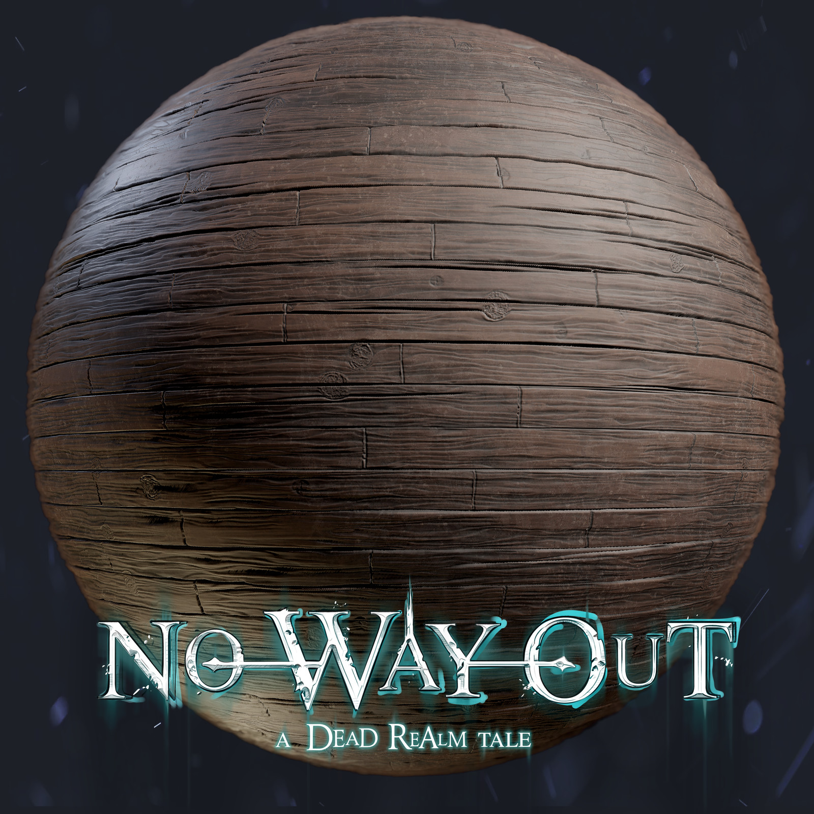 No Way Out - A Dead Realm Tale - Materials - Wood Plank Dead Realm