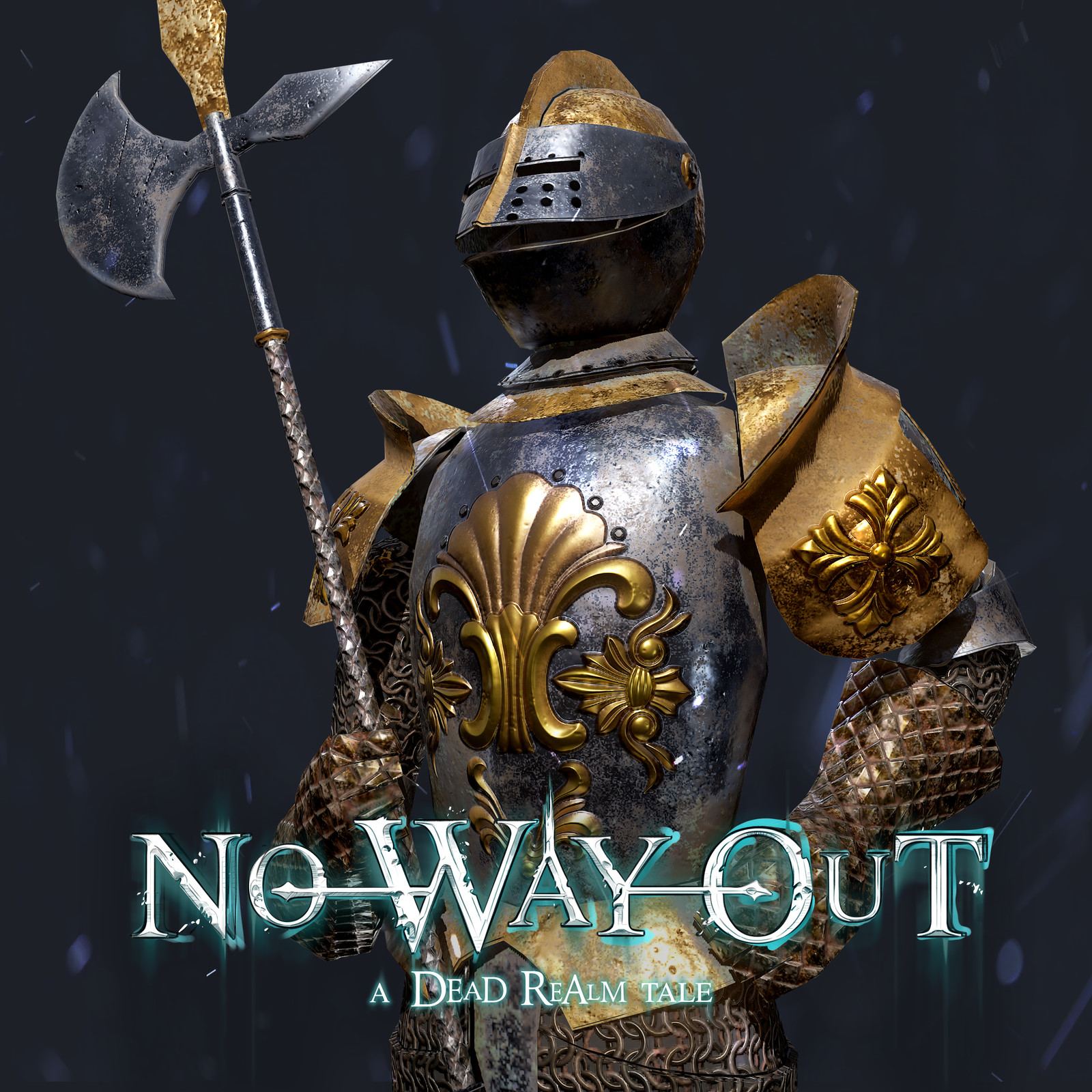 No Way Out - A Dead Realm Tale - Props - Suit of Armor