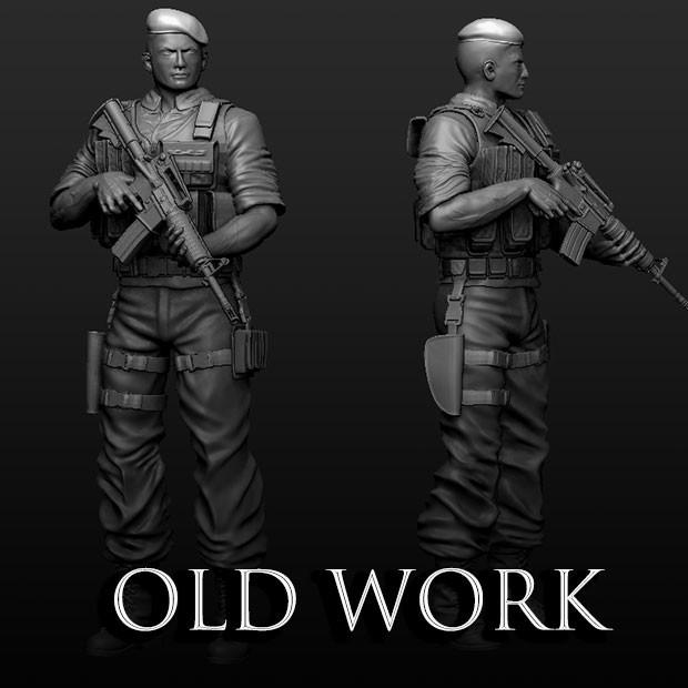 Old Works