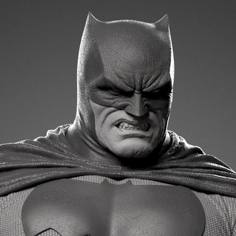 Prime 1 - Dark Knight III: The Master Race - Renders