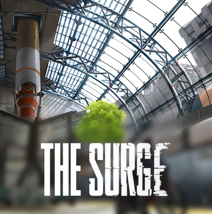 THE SURGE | Main Station roof