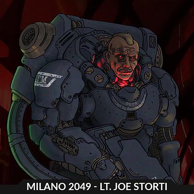 Daniele bulgaro milano 2049 joestorti title danbulgaro