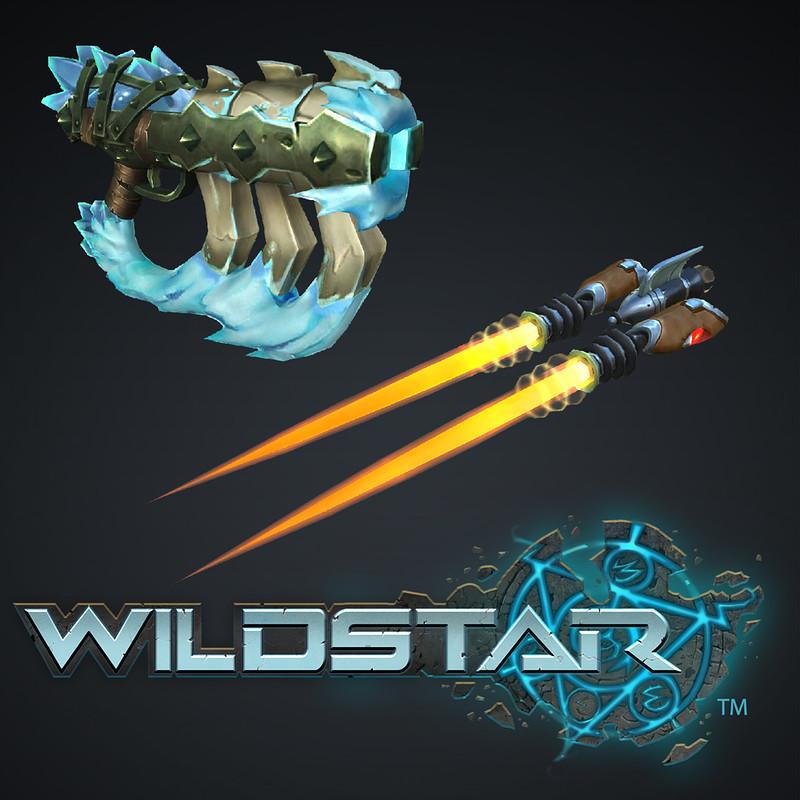 Wildstar Weapons