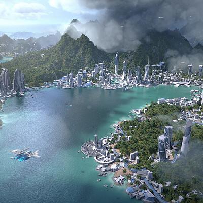 Yao qin yao qin island qianming