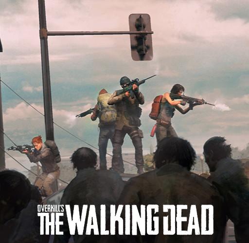 Overkill's The Walking Dead Concept Art