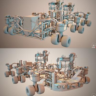 NASA's Rover