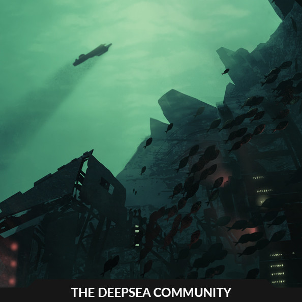 The DSC : DeepSea Community