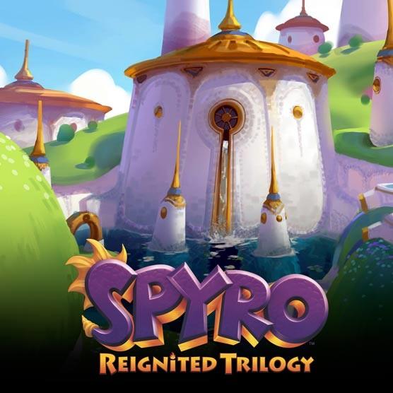 Spyro: Reignited Trilogy - Summerforest