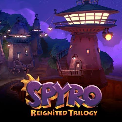 Spyro: Reignited Trilogy - Breeze Harbor