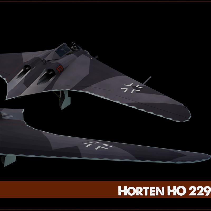 Horten HO.229 IX