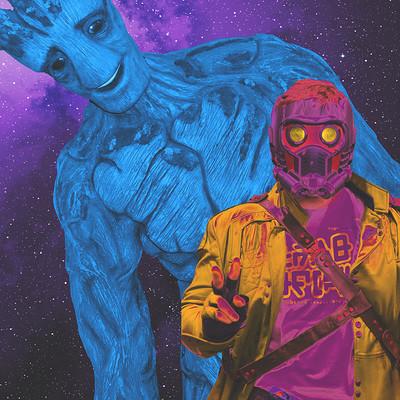 Andreas bazylewski gotg pop art final