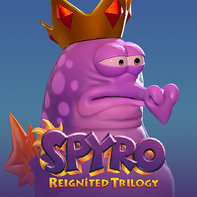 Spyro Reignited Trilogy - King Flippy
