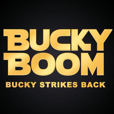 Gomes brown bucky boom logo portfolio