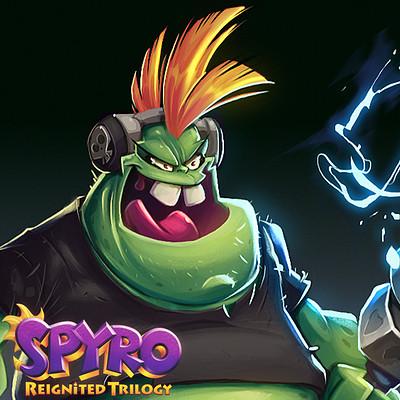 Rob duenas electro 00