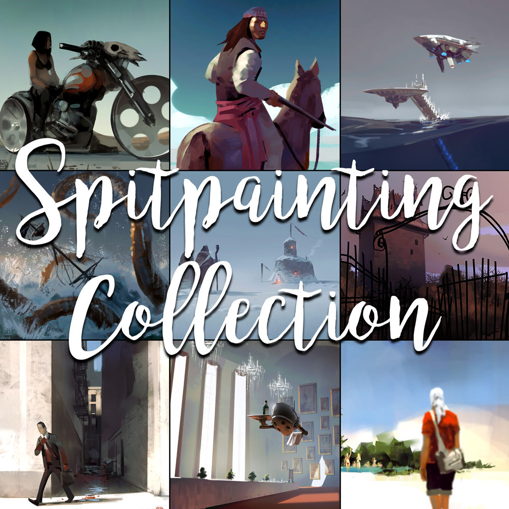 Spitpaint collection