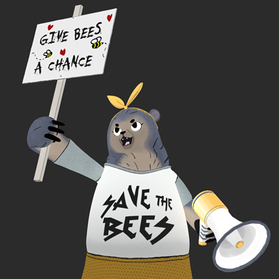 Karl northfell save the bees thumbnail