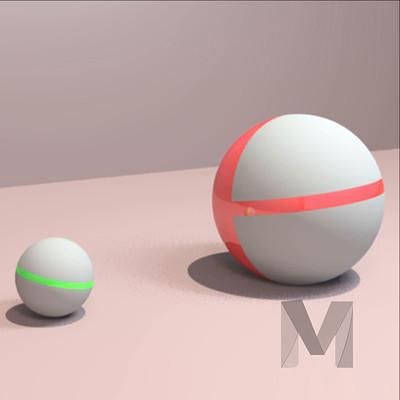 Ehab charek balls