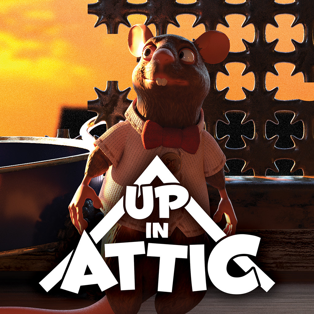 Up In Attic - Short Film