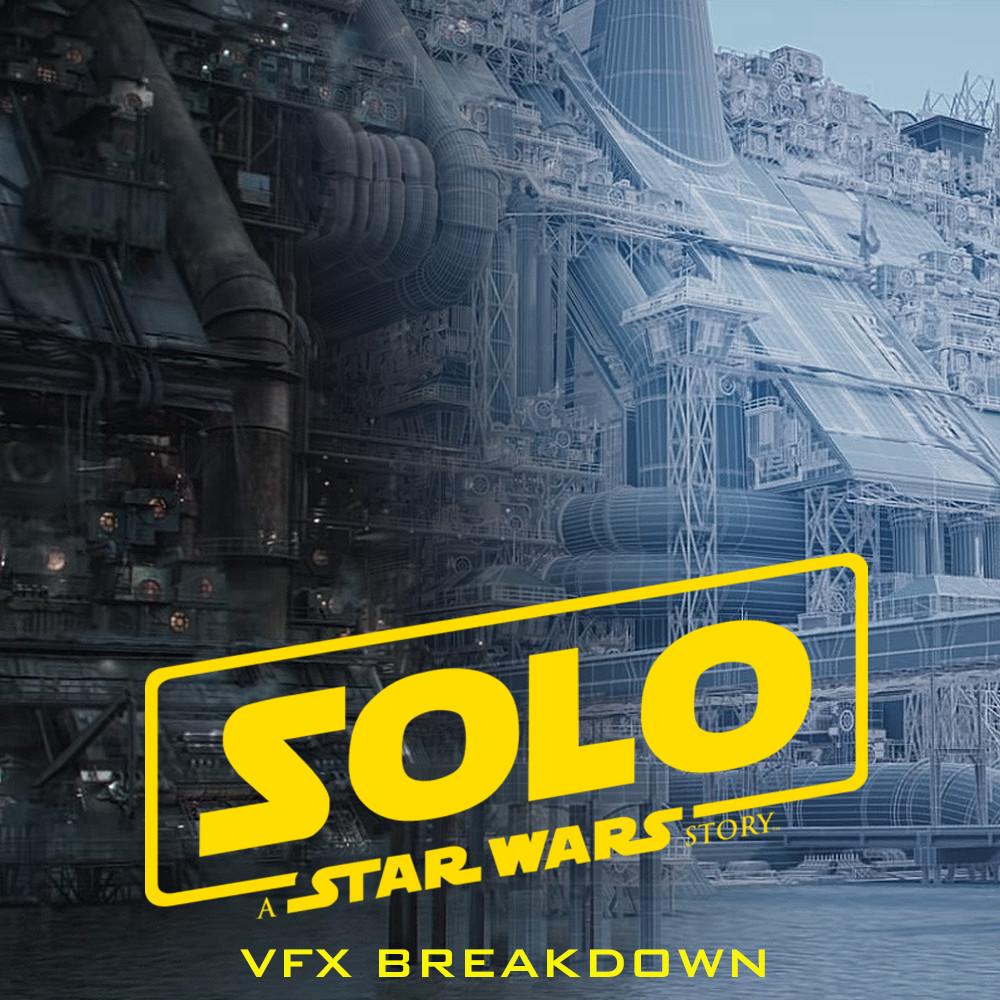 Corellia VFX Breakdown
