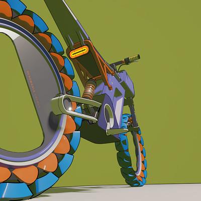 Kejun wang bike1