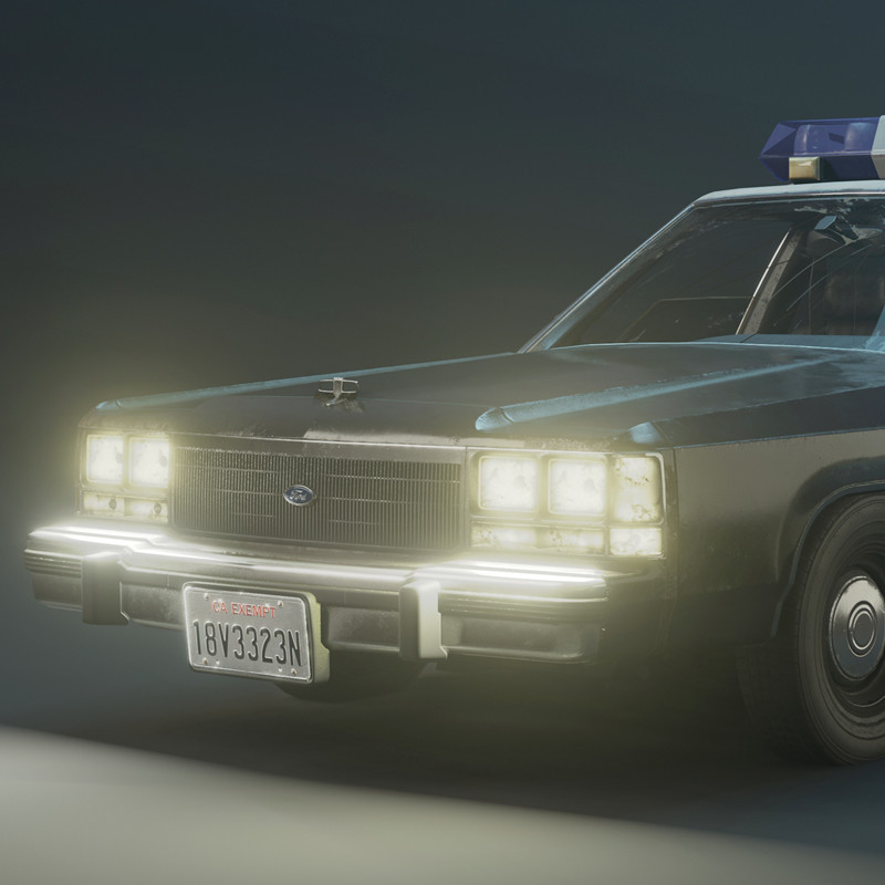 Crown Victoria LTD