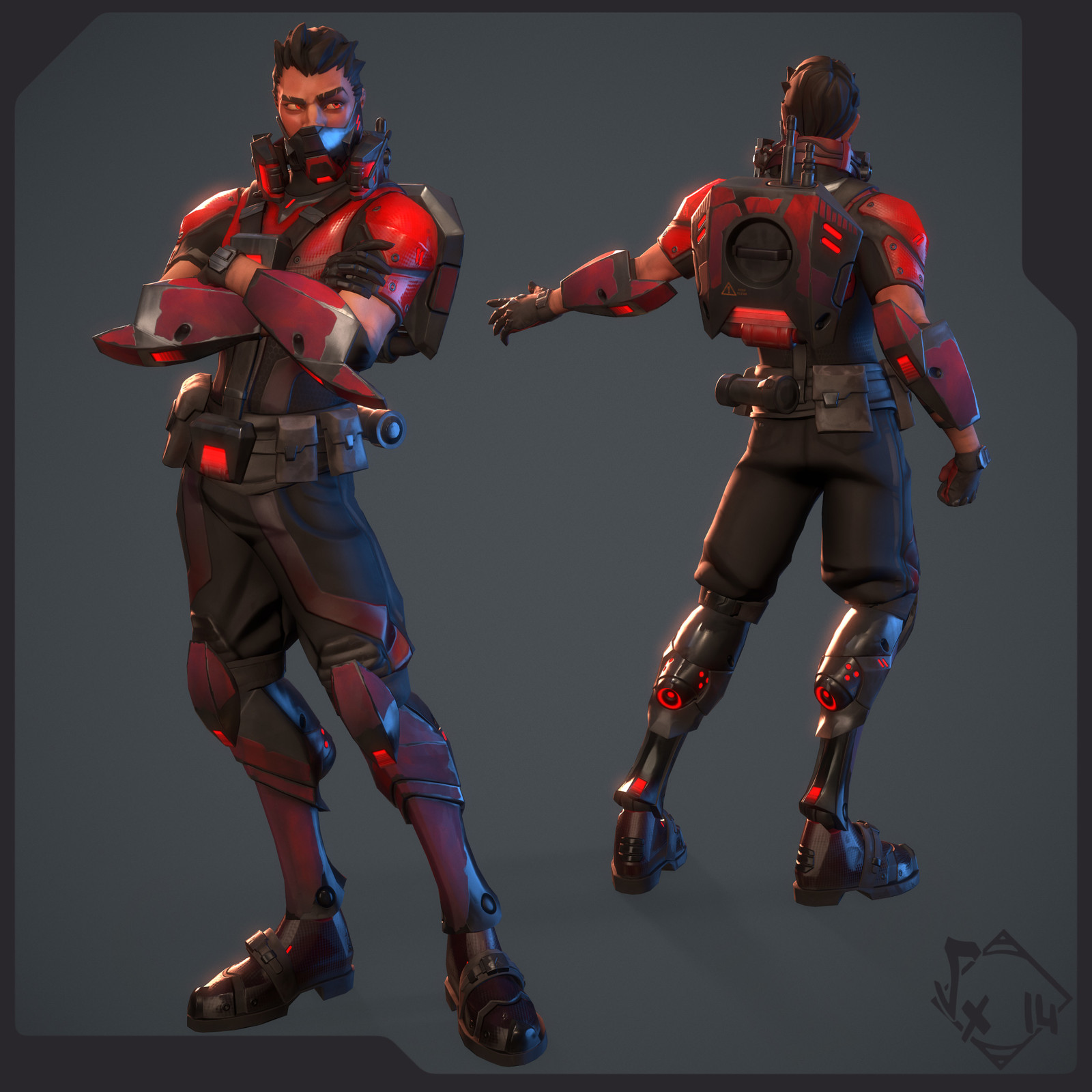Syblast - GroundBreaker Skin