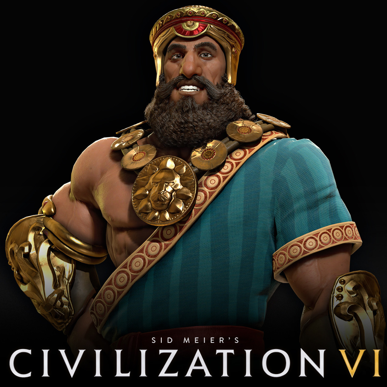 Civilization VI: Gilgamesh of Mesopotamia