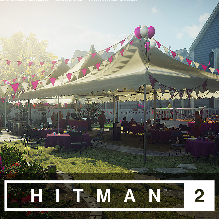 Hitman 2 Locations