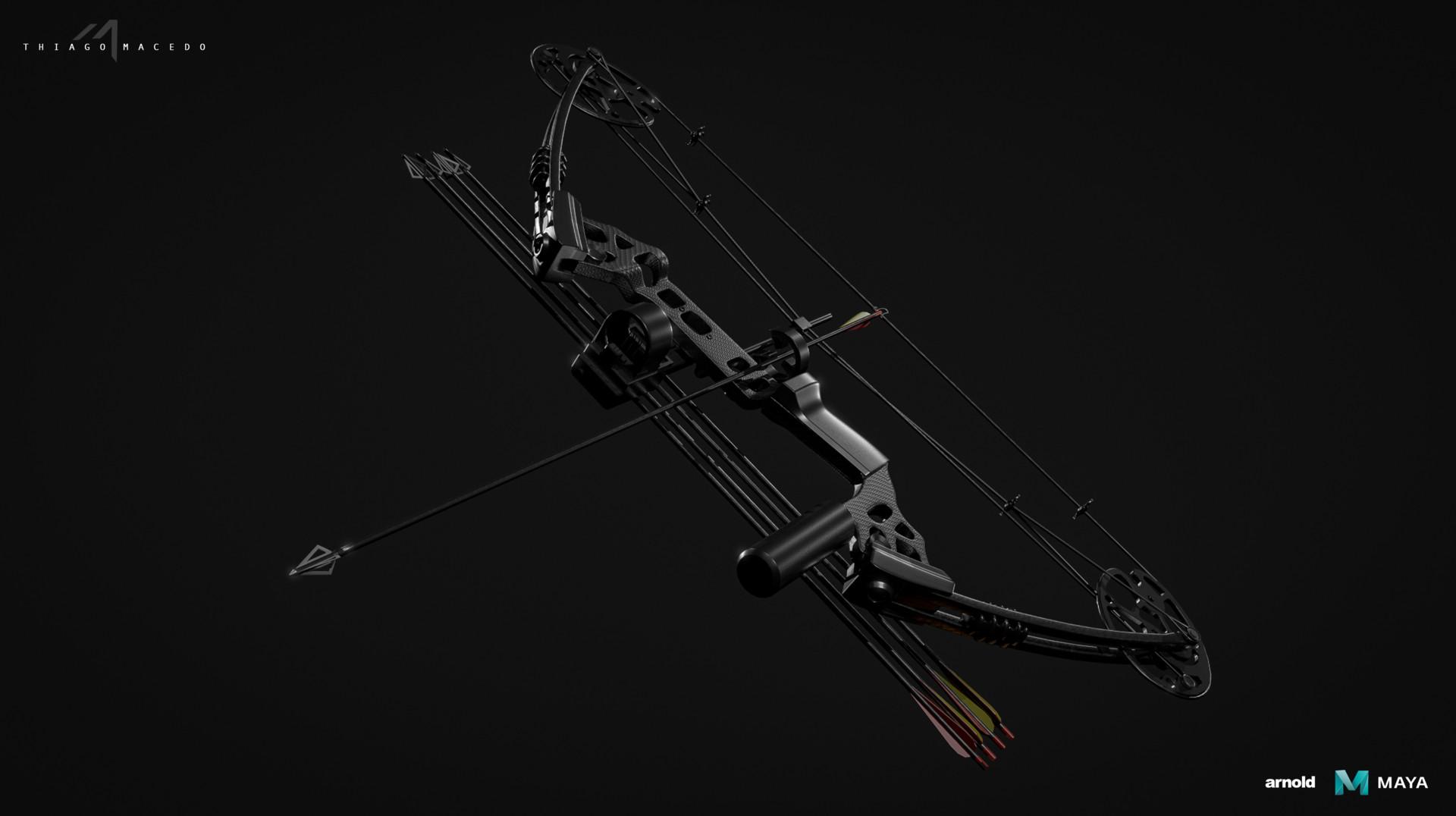 Artstation Junxing M120 Elite Compound Bow Ma3