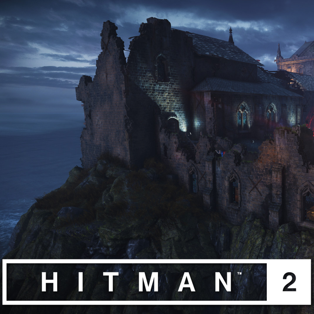 HITMAN 2 - Isle of Sgàil Environment Art