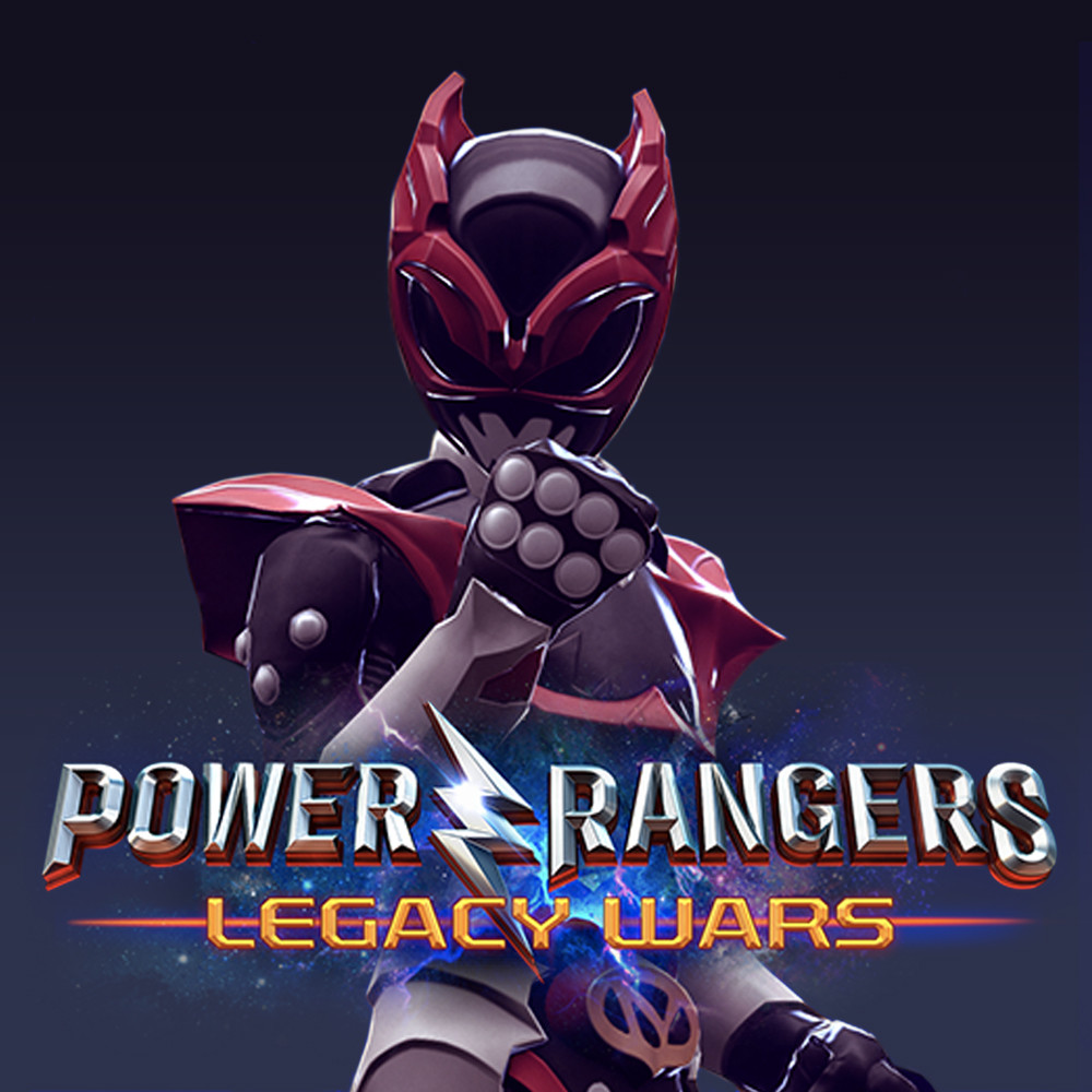 Power Rangers: Legacy Wars: Psycho Red Ranger