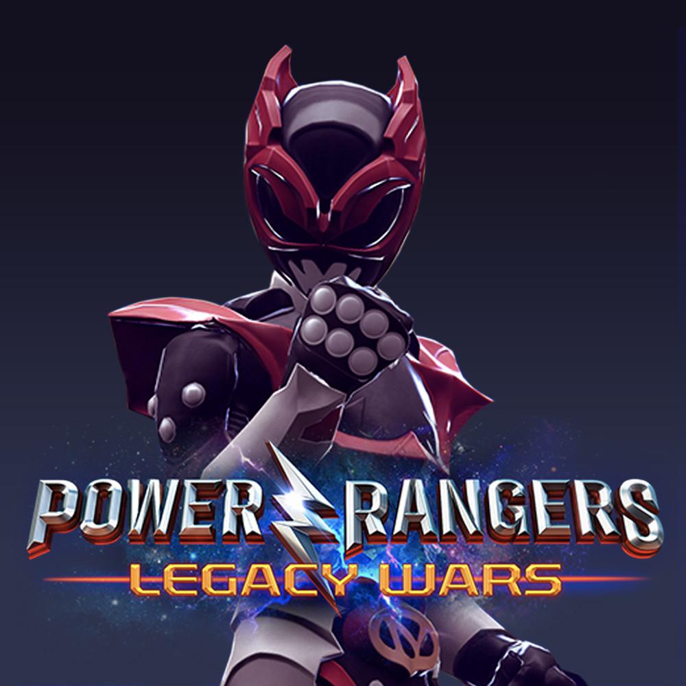 Power Rangers: Legacy Wars: Psycho Red Ranger
