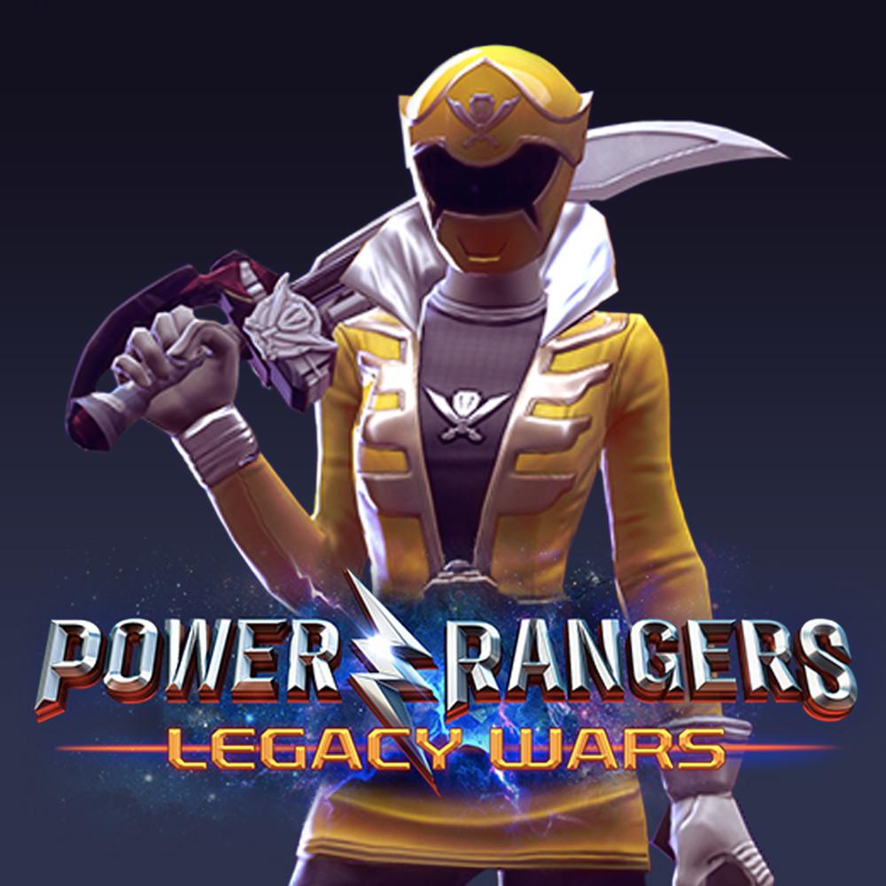 Power Rangers: Legacy Wars: Characters