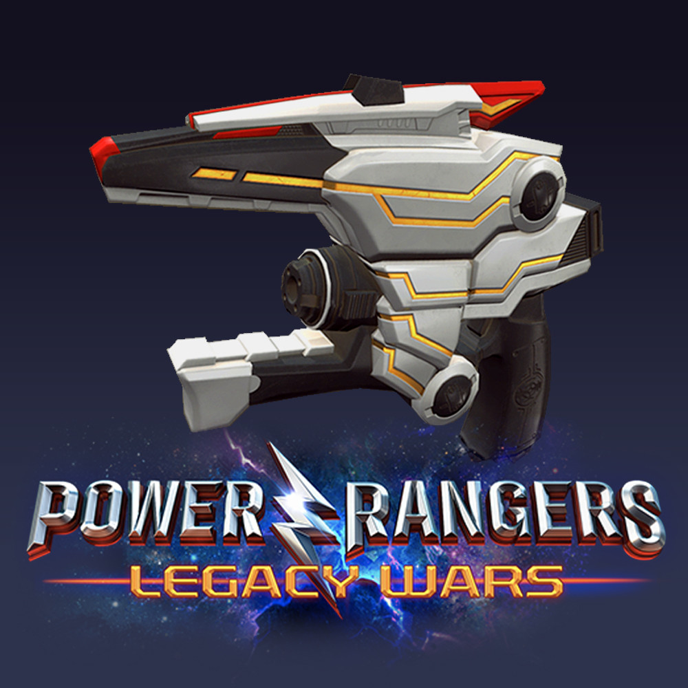 Power Rangers: Legacy Wars - Weapons